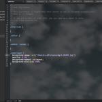 GitHub製テキストエディタAtomを使ってみよう!